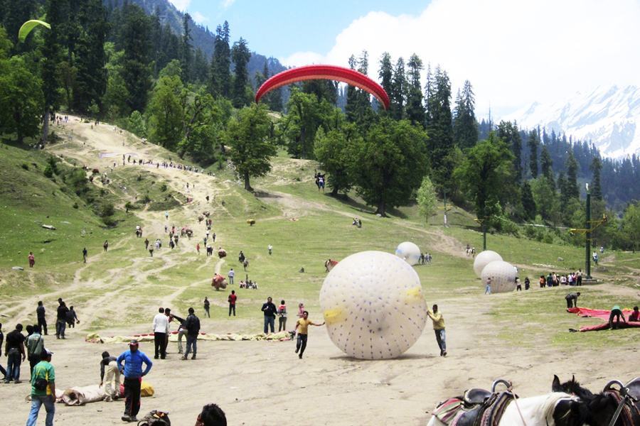 Manali Sanctuary by travelsite india