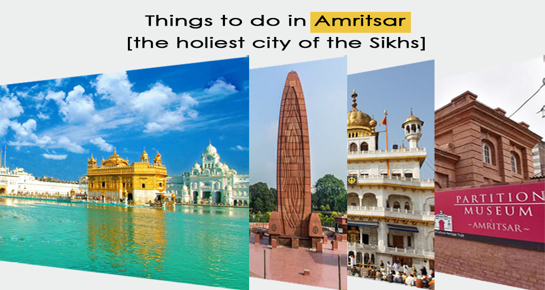 Things to do in Amritsar by TravelsiteIndia