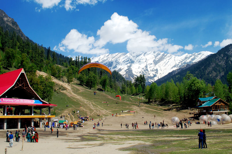 manali in summer by travelsite india