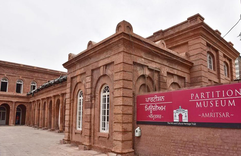 partition museum by Travelsite India