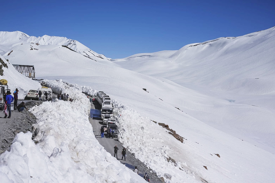 rohtang pass by Travelsiteindia