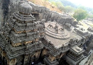 Kailash Temple Deccan Odyssey