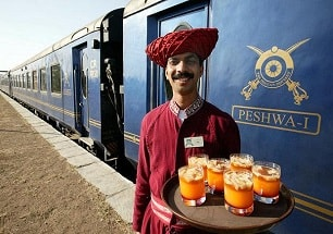 Mumbai Deccan Odyssey Luxury Train