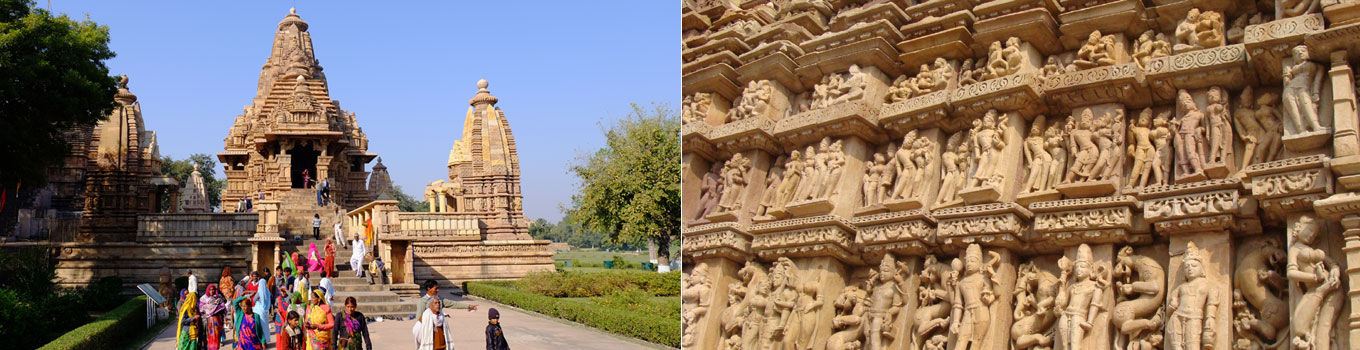 14 Days Golden Triangle With Rajasthan and Khajuraho