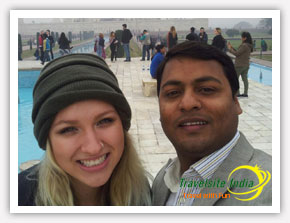 Travelsite India Happy Customer from US