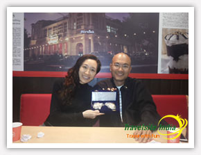 Happy Customer from Taiwan to Indai Tour