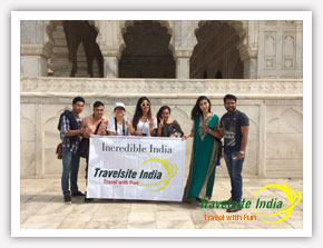 Taj Mahal Group Tour from from from Thailand