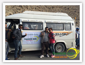 North India Tour by Thailand Customer