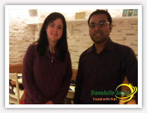 Travelsite India Happy Customer from UK