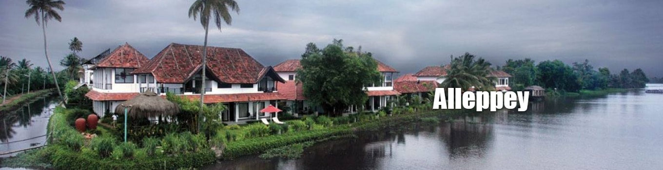 about alleppey