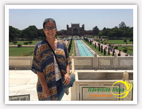 Travelsite India Happy Customer from Mexico