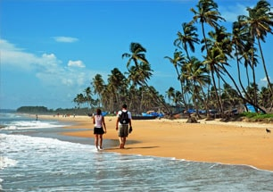 Beaches of Goa Tour