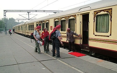 royal rajasthan on wheels train