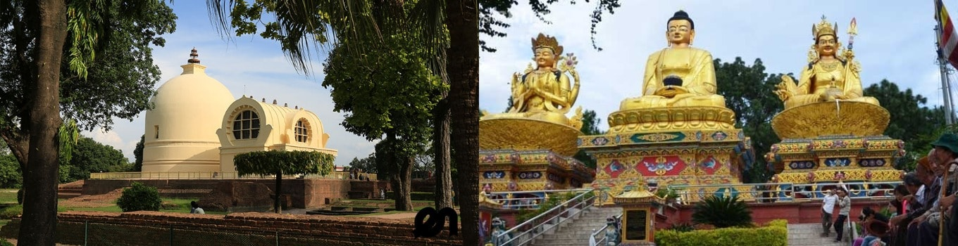 India Nepal Buddhist Circuit Tour