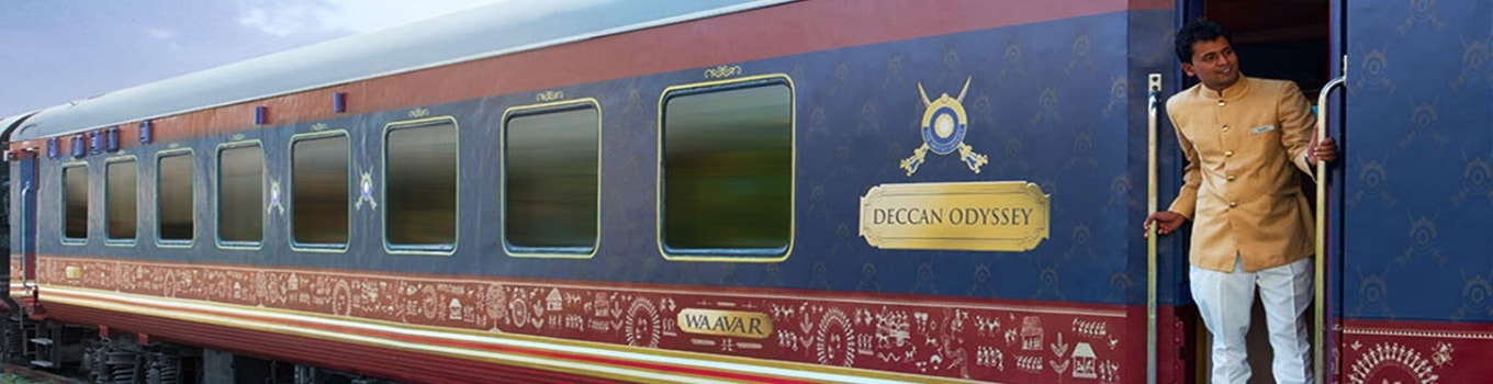 Deccan Odyssey Train Tour Packages