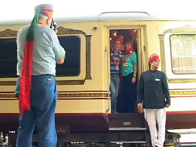 Palace on Wheels Train