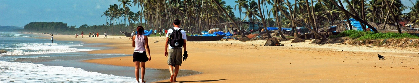 Honeymoon on Goa Beaches Tour