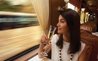 luxury train tour