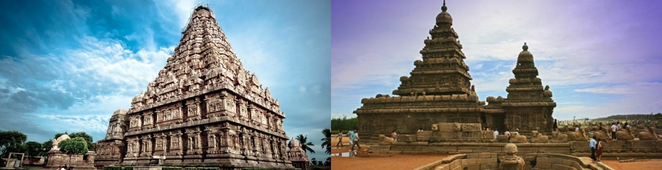 South India Heritage & Temples Tour