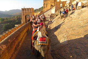 Golden Triangle with Rajasthan Khajuraho Tour