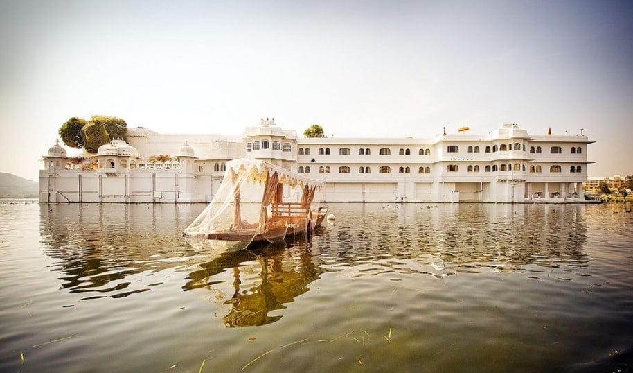 Travelsite India Lake Palace