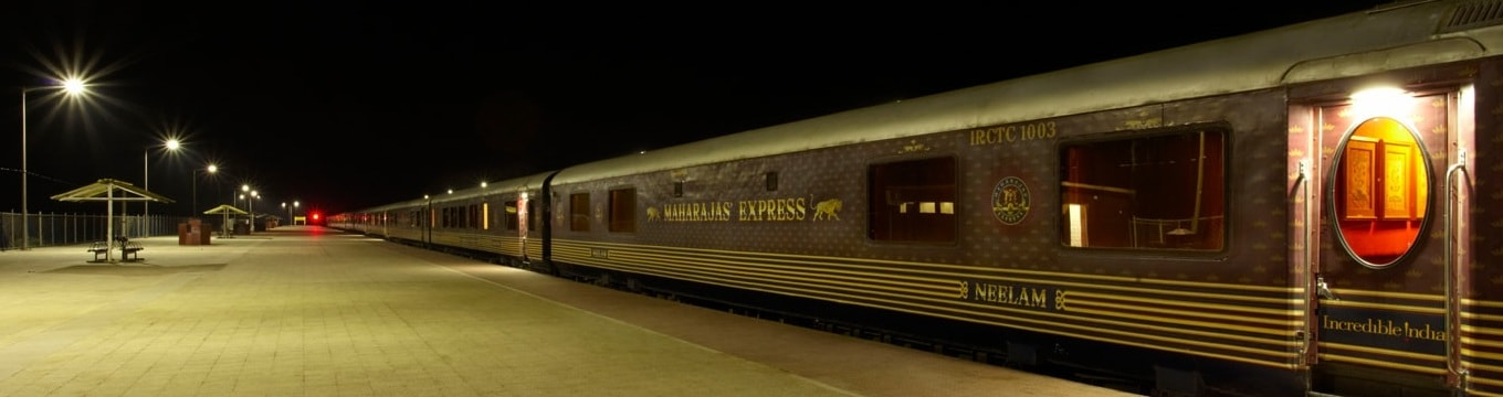 Maharaja Express Train tour packages