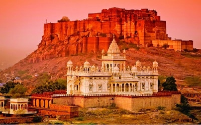 Indian Splendor with Maharaja Express