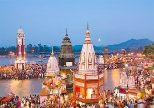 North India Temple Tour Package