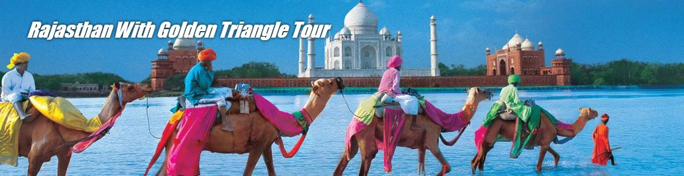 18 Days Rajasthan Tour with Golden Triangle