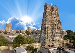 Rajasthan with South India Tour