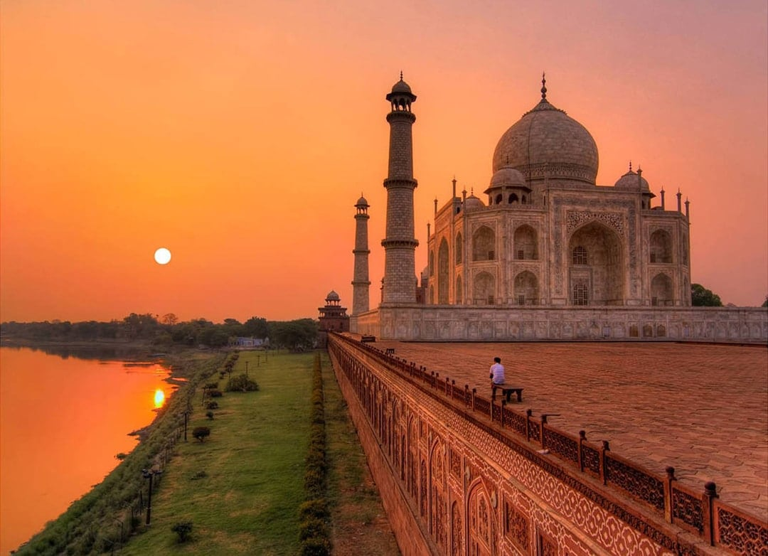 Travelsite India Taj Mahal Tour Agra Slider
