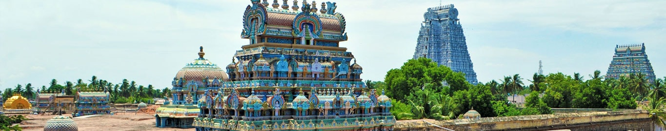 8 Days South India Tour