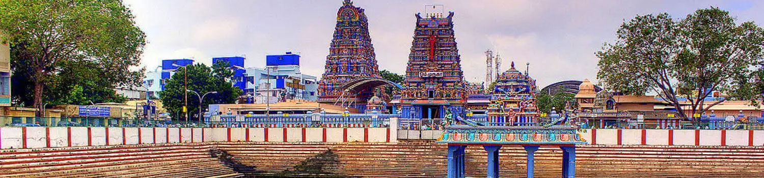 The Land of Temples Tour