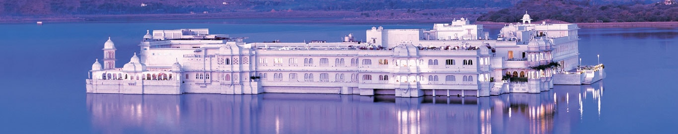 Udaipur Golden Triangle Tour