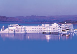 Udaipur with Golden Triangle Tour