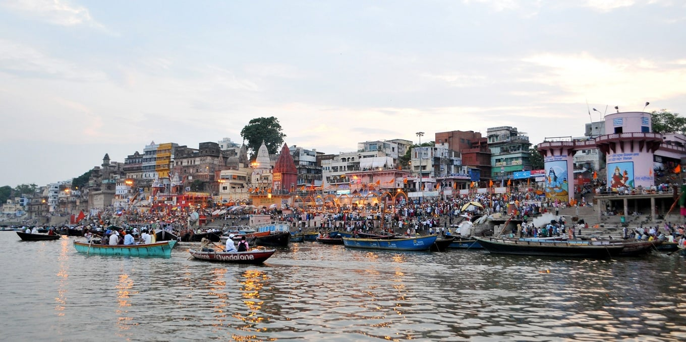 Travelsite India Varanasi