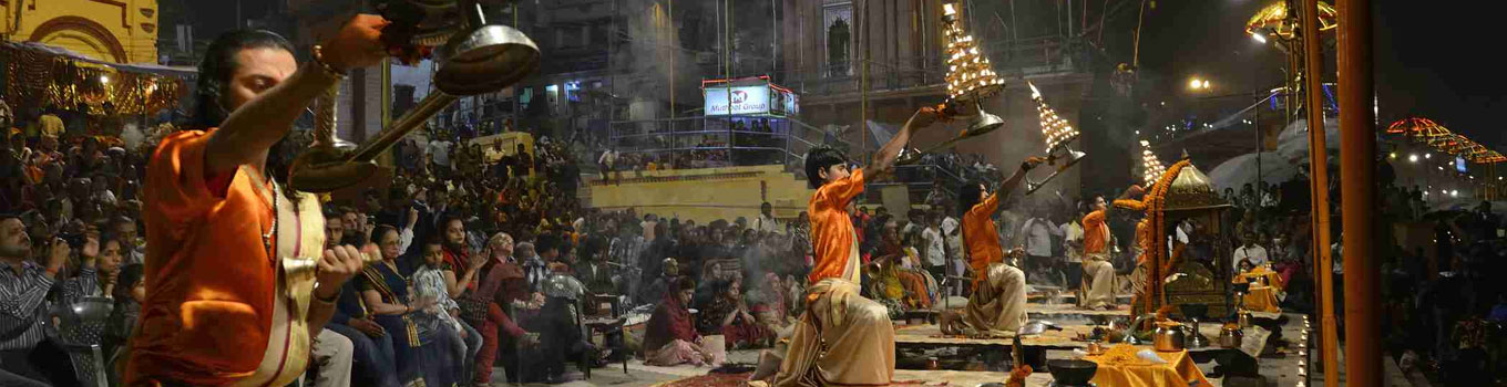 Golden Triangle Tour Package with Varanasi
